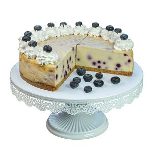 Blueberry Cream Cheesecake