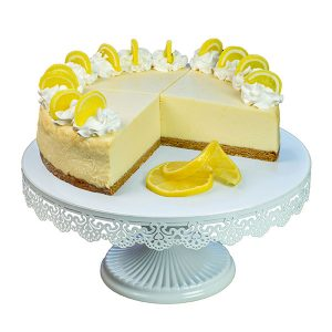 Lemon Cream Cheesecake
