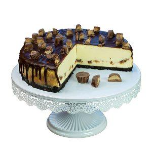 Black & White Cheesecake