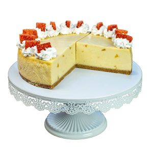 Mango Cream Cheesecake